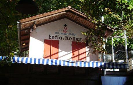 Der Entlas Keller in Erlangen.