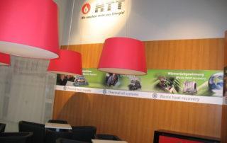 Lampenschirme sind nicht nur Beleuchtungselemente sondern auch dekorativ.